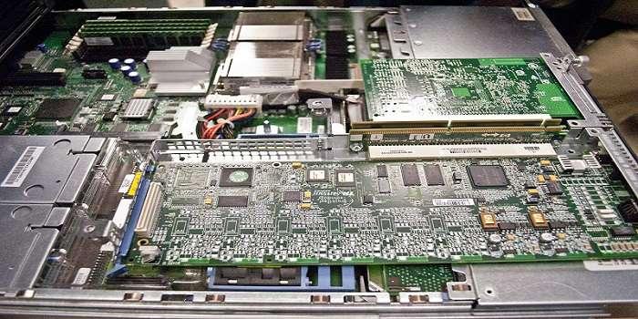 香港服务器硬件内部构造图