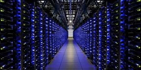 云服务器数据中心环境