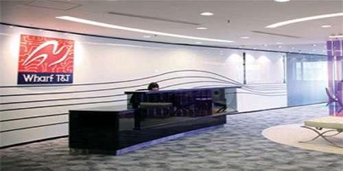 恒创香港九仓数据中心大厅