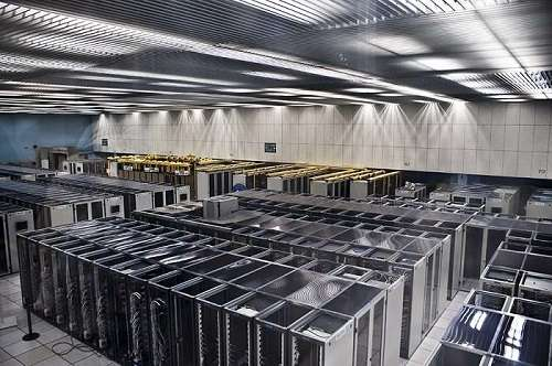 虚拟主机数据中心环境