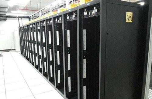 香港高防服务器硬件部署