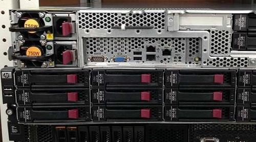 香港免备案服务器实体硬件