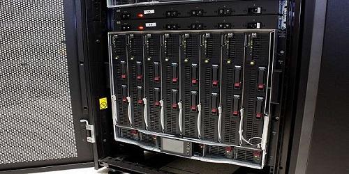 香港服务器硬件局部图