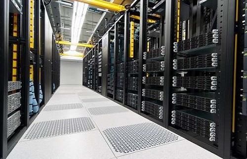 高端香港服务器数据中心