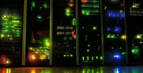 香港精品数据中心展示