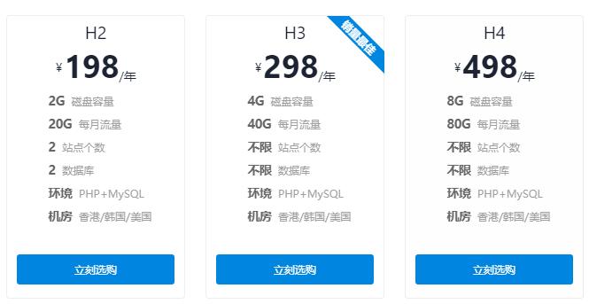 香港云虚拟主机怎么样