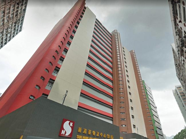 香港沙田机房建筑